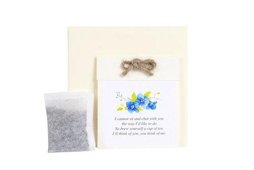 Perfect for weddings love box john keats elizabeth barrett teabag gift card solutioingenieria Images