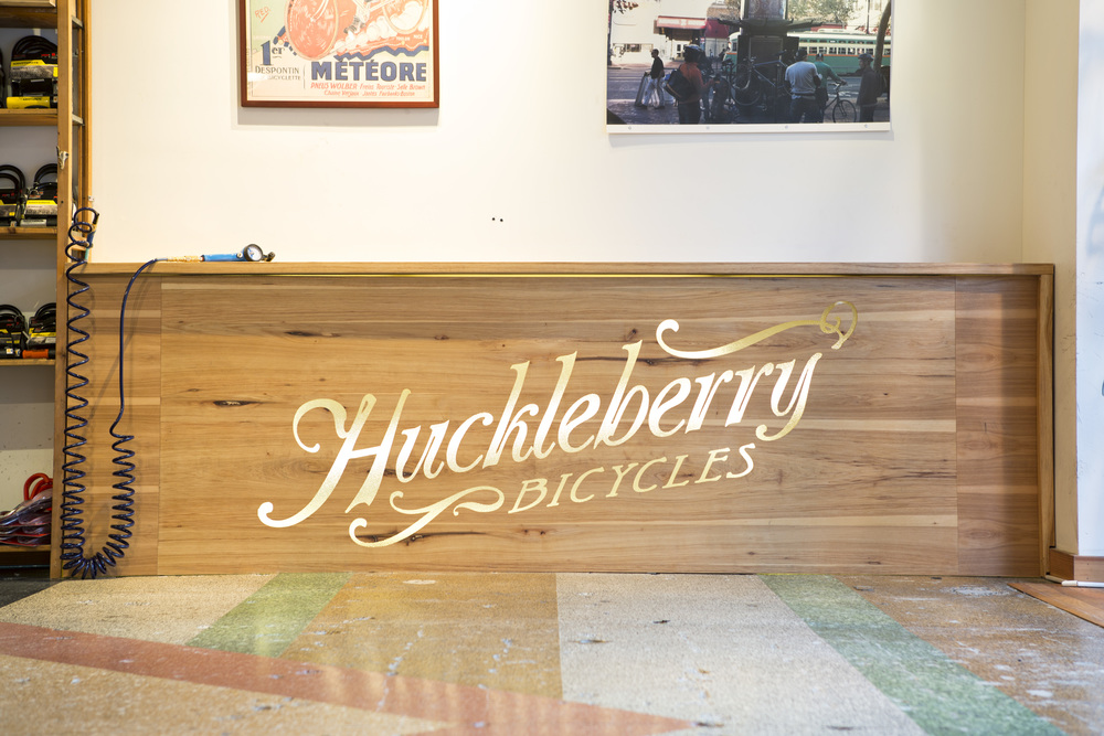 HUCKLEBERRY BICYCLES