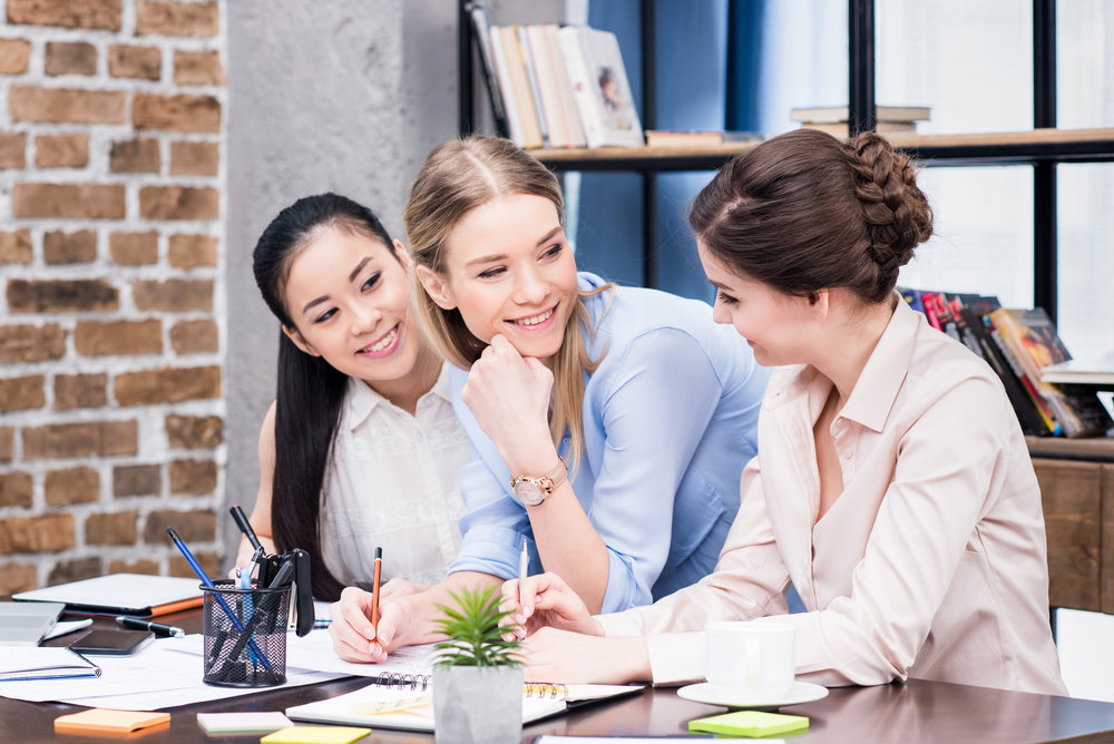 a multicultural workplace Workplace diversity goes beyond hiring millennials and baby boomers to do the same job it's about creating a company culture of different ethnicities, religions, sexual orientations and abilities so that employees appreciate co-worker differences.
