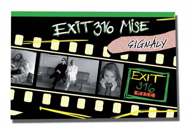 Jízda316 MISE Signály    20Kč     Materiál pro vedení diskuzí na témata EXITU316 MISE