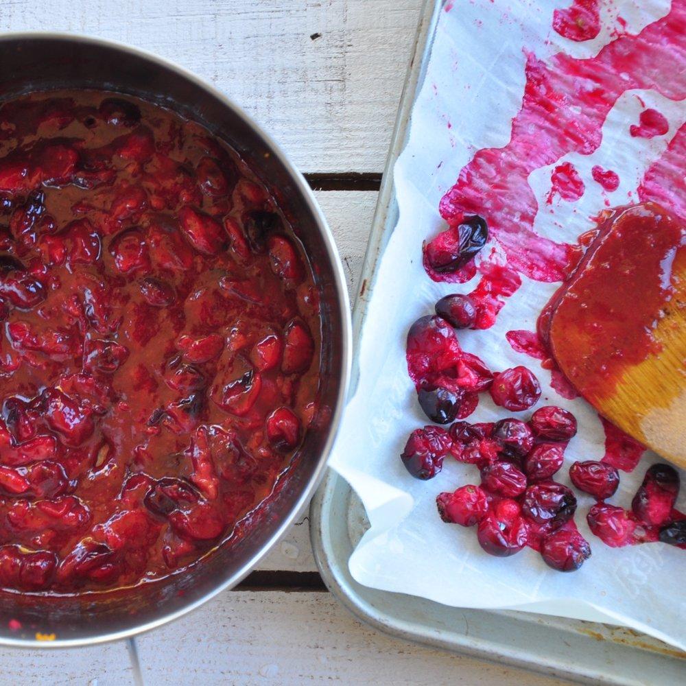 cranberrychristmasrolls