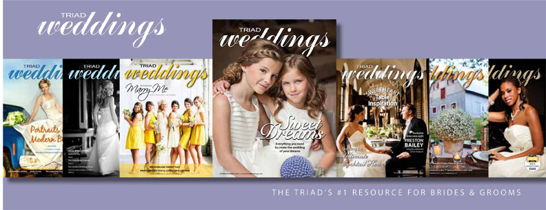 TriadWeddings - The Triad Area's Leading Wedding Magazine And Planning Guide!