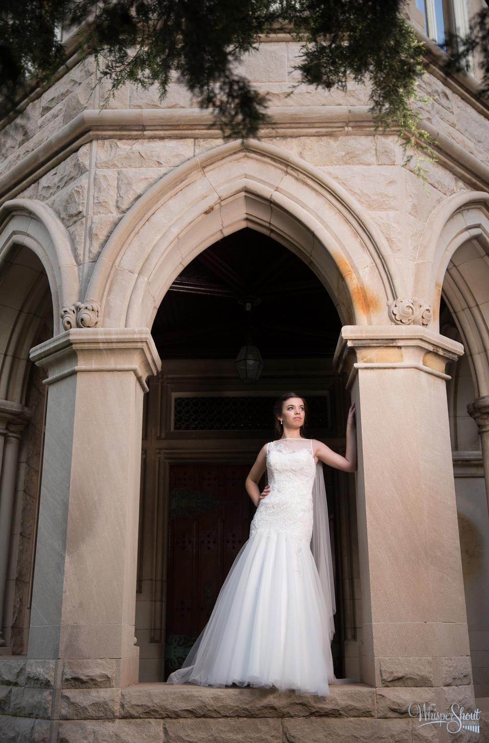 WhisperShout Weddings;  north carolina bridal session; boatneckbridal gownwith drop waist.