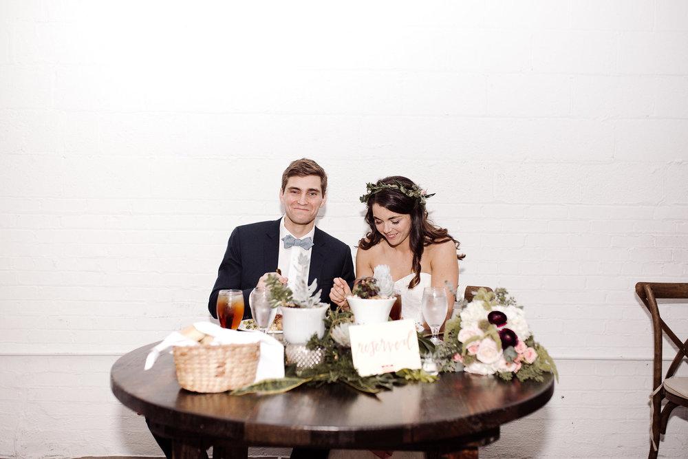 Hannah & Jonathan — Triad Weddings - the Blog