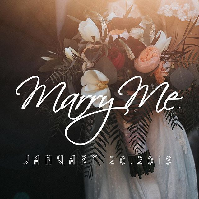 ENTER TO WIN! We're giving away a VIP Ticket Pack (including a Marry Me t-shirt, DOUBLE honeymoon giveaway entries, and admission for TWO to Marry Me). Share this post and comment below tagging your engaged friends! Winner announced Friday, 1/11/19. Get your tickets at https://marrymejanuary2019.eventbrite.com  Thanks to our event sponsors A Way To Go Travel, TriadWeddings Magazine, and Legacy Stables & Events - Winston-Salem!! . . . #WeddingPlanning #winstonsalem #greensboronc #highpoint #BridalShow #SouthernBride #TriadWeddings