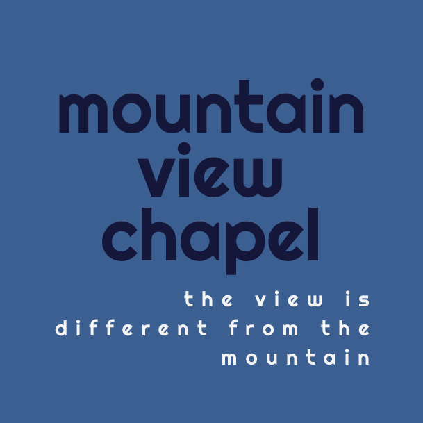 sermons - mountain view chapel
