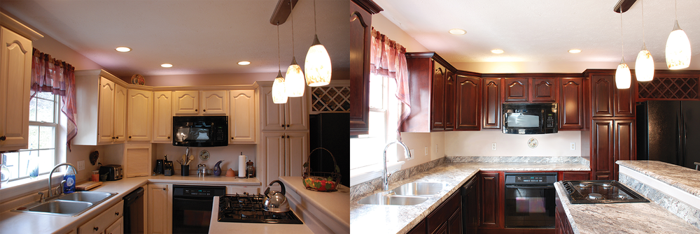 Kitchen Cabinet Refinishing Pittsburgh