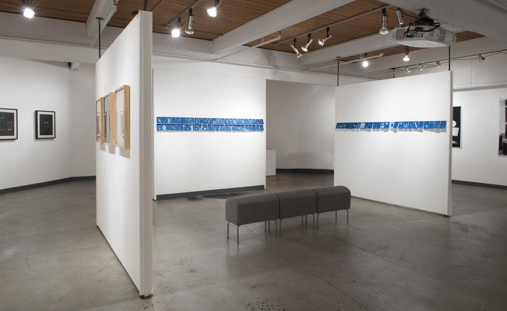 Redux  (solo exhibition), Diablo Valley College Art Gallery, Pleasant Hill, CA, 2017