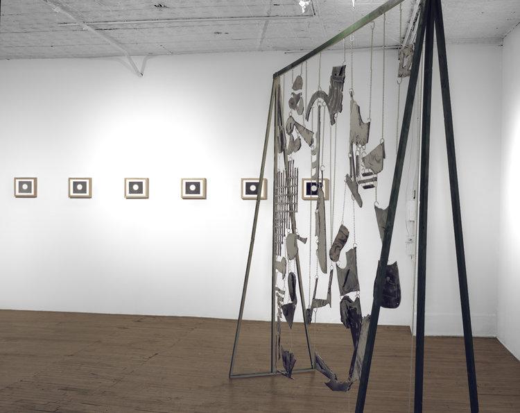 Mutual Ruins , Heaven Gallery, Chicago, IL , 2014