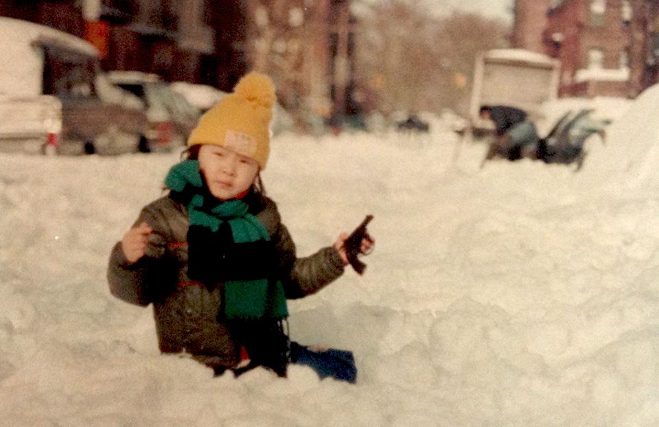 Snow thug