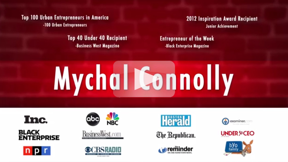 Mychal Connolly /  Public Speaking Promo