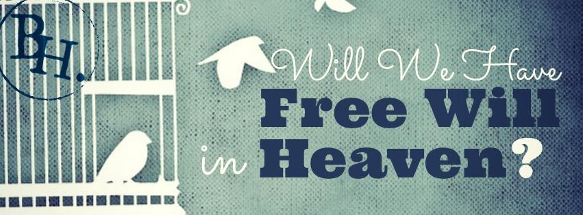 Free Will In Heaven