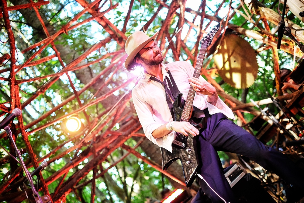 Shakey Graves @ The Woods Stage