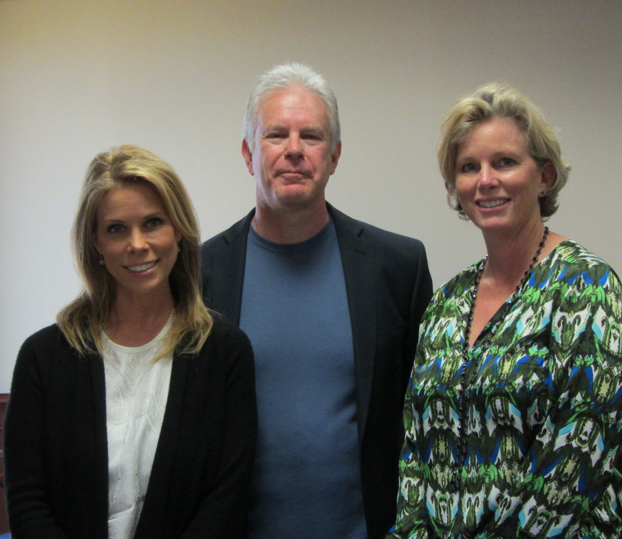 Cheryl Hines, Dr. H, Rebecca Hines