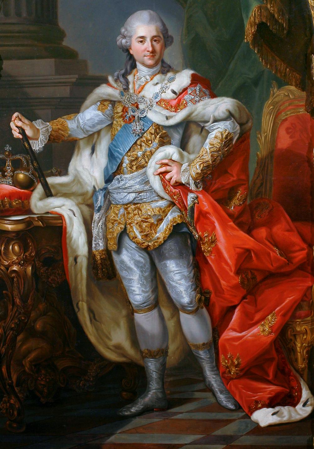 Stanislas Augustus Poniatowski, King of Poland