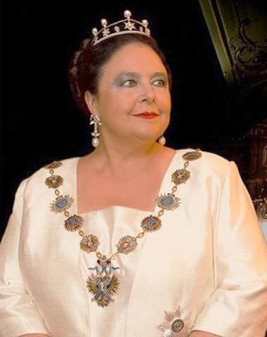 H.I.H. Grand Duchess Maria Vladimirovna of Russia (De jure Empress Maria I Vladimirovna 1992- ).