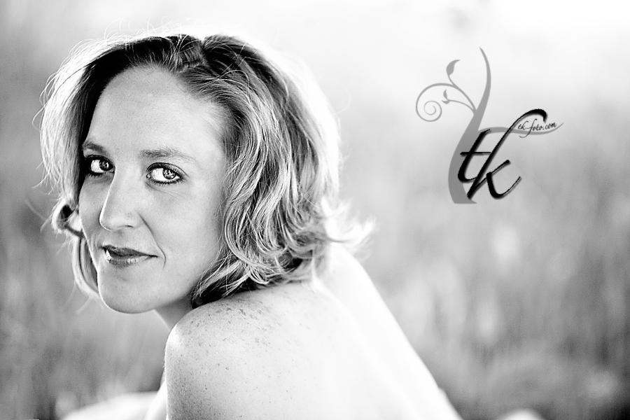 Close Up of Bride - Boise Wedding Photographer
