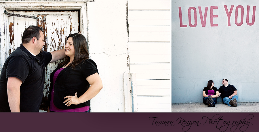 I Love You Wall - Boise Idaho Photographer