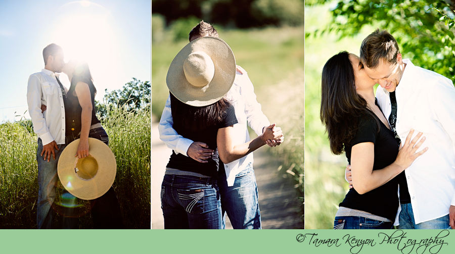 Boise Foothills Engagement Session - Boise Idaho Wedding Photographer