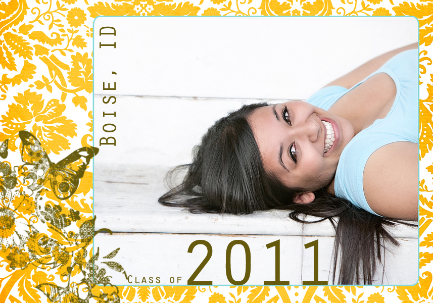 High School Senior Portraits - Boise Idaho Photographer