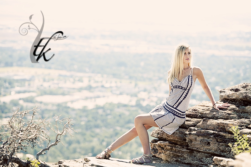 Boise Idaho Senior Photography - Boise Idaho Photographer