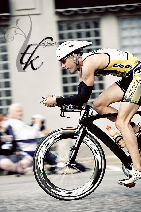Ironman Canada 2010 Triathlete Biking Photo - Boise Idaho Sports Photographer