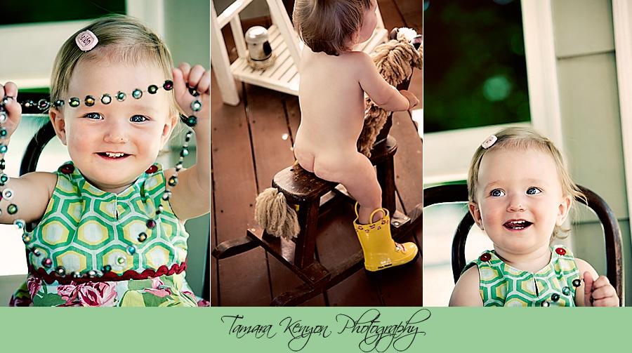 Boise Idaho Children's Photographer - Tamara Kenyon Photography