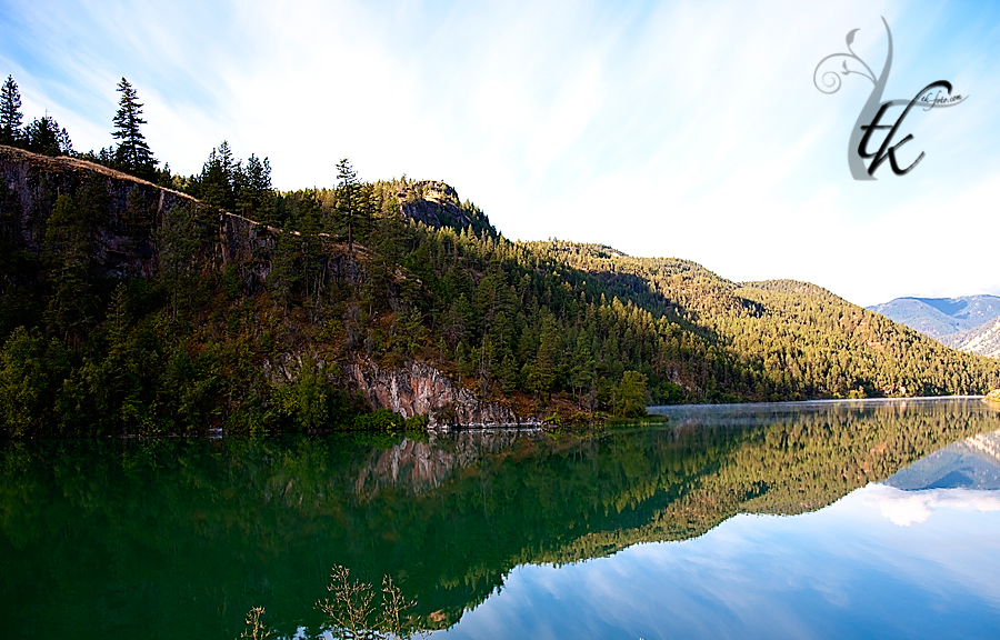 Yellow Lake - Boise Idaho Photographer