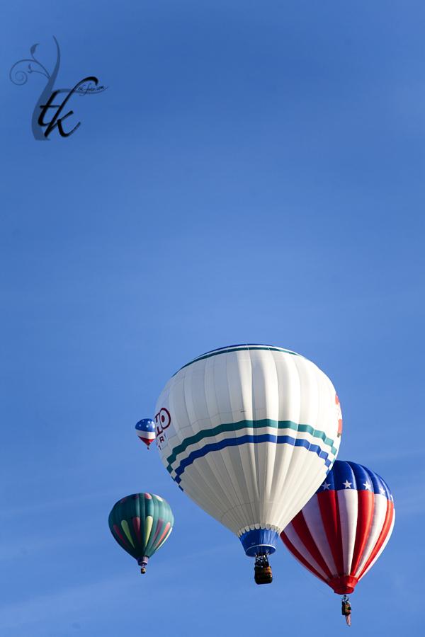 Spirit of Boise Balloon Classic Photos - Tamara Kenyon Photography