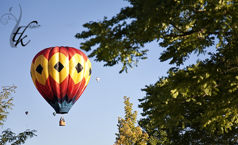 Boise Idaho Balloon Classic Rally - Boise Idaho Photographer