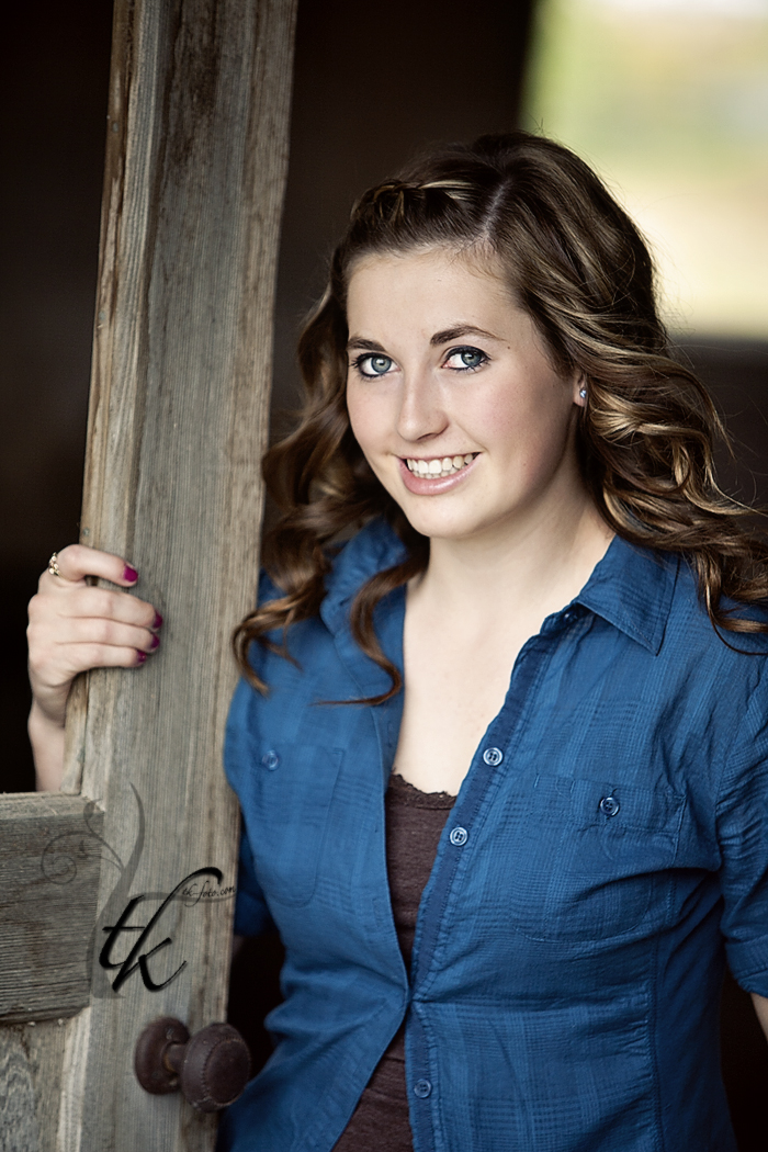 Boise Idaho Senior Portrait Photographer