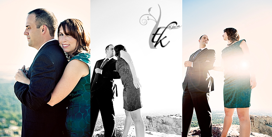 Table Rock Engagement Session - Boise Idaho Photographer