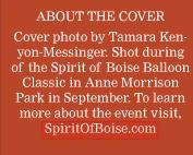Boise Urban Liasian - October and November 2010 - Tamara Kenyon Photography