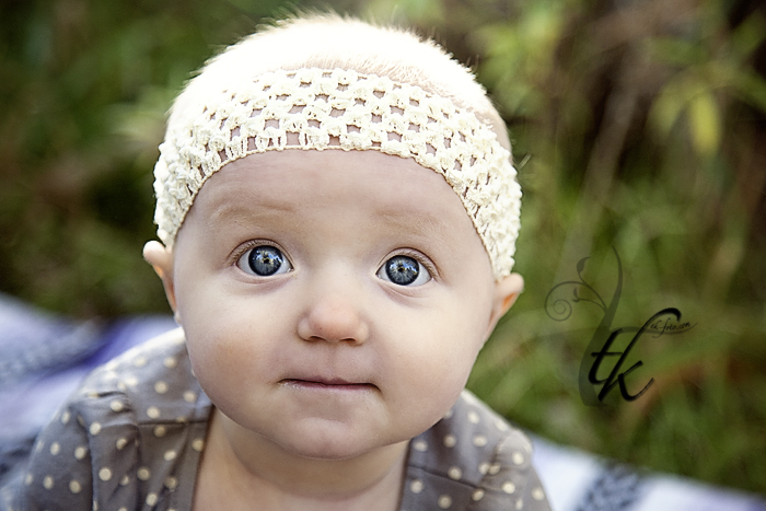 Baby Blues - Boise Idaho Child Photographer