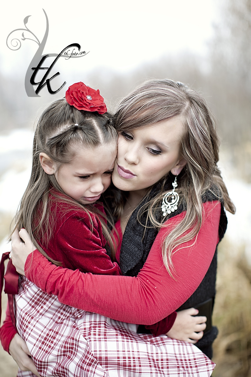 Mother's Love - Boise Idaho Child Photographer