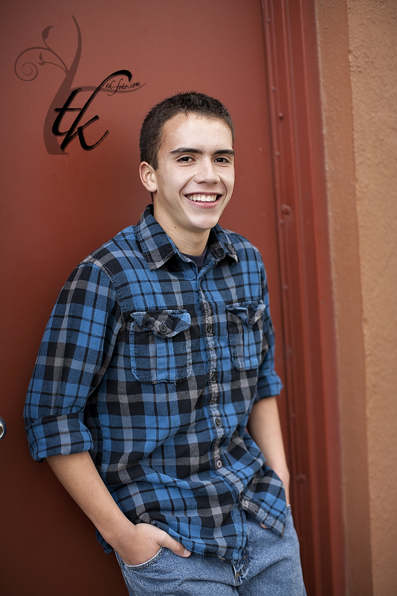 Urban Living - Boise Idaho Senior Portrait Photographer