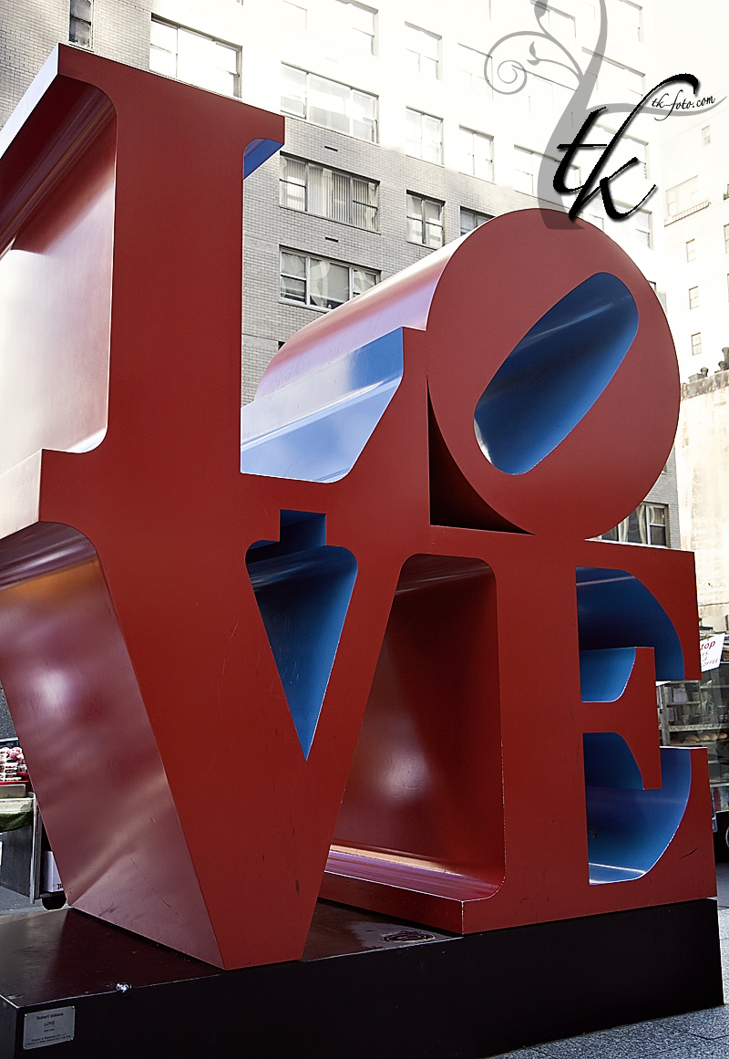 Love Statue New York City
