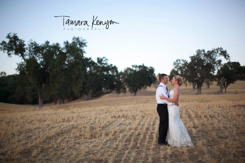 Atascadero Wedding at Taft Barn
