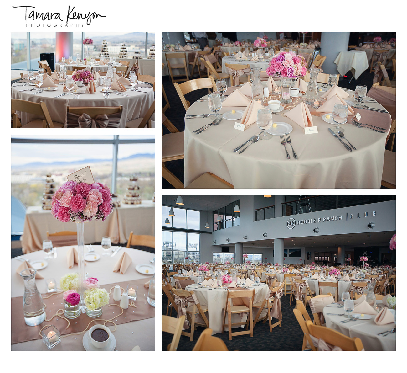 Stueckle_Sky_Center_Reception_Centerpieces