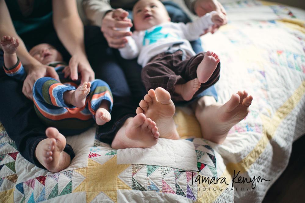 Twins_Feet