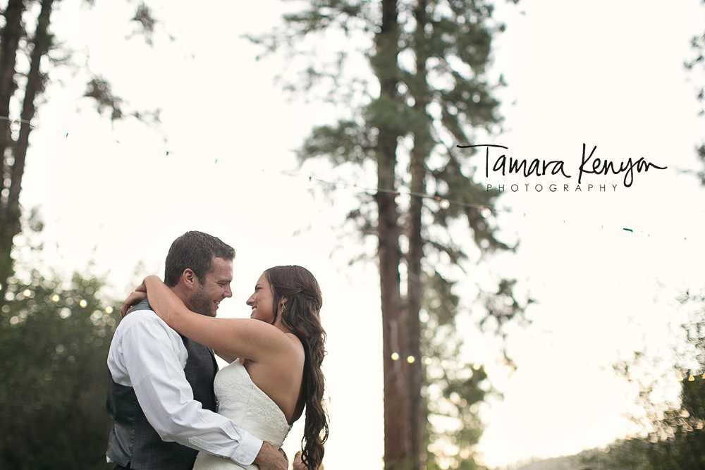 First_Dance_Forest_Wedding