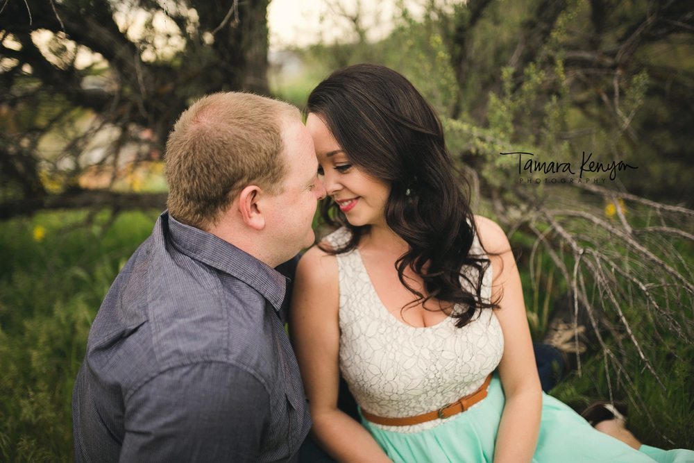 Outdoor Wedding Photographer in Idaho