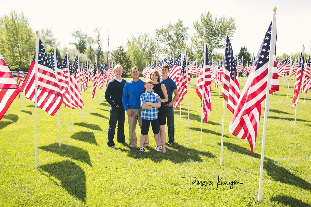 memorial day photos idaho