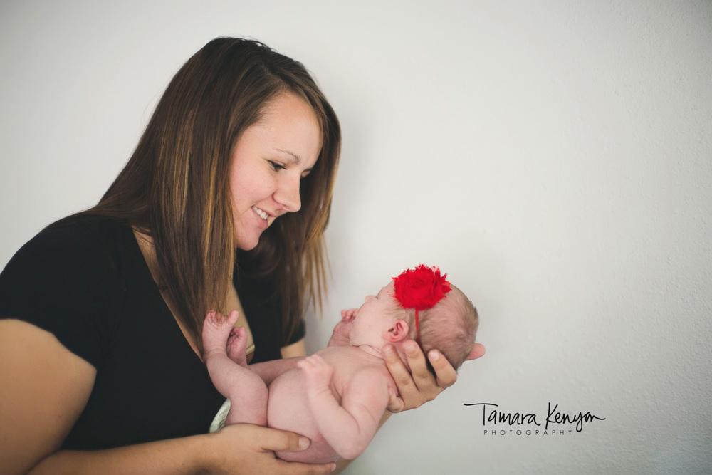 Lifestyle newborn boise