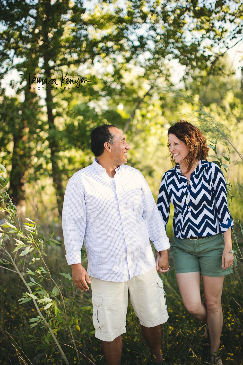 boise idaho engagement photography
