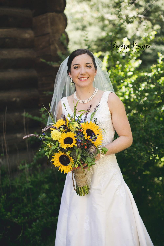 bride in stanley idaho
