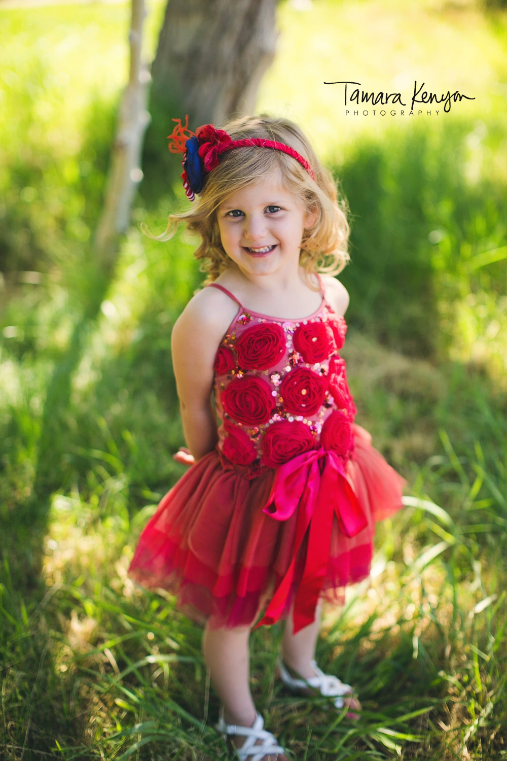 Tutu du monde fourth of july dress