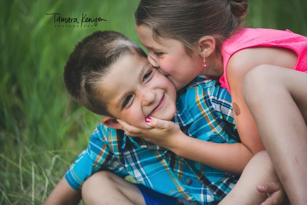 lifestyle family photography in boise