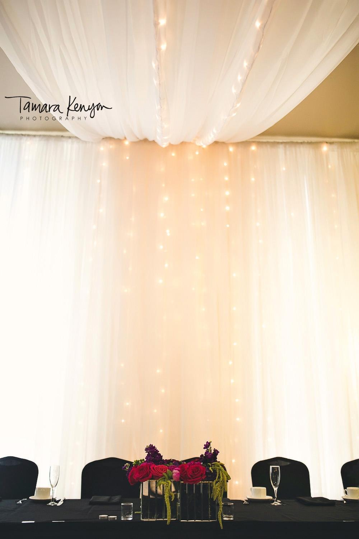 wedding reception major events grove hotel boise