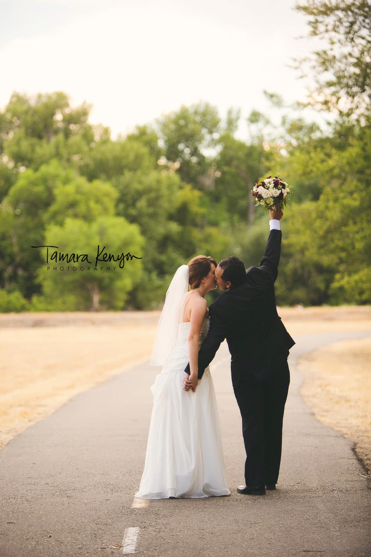 wedding photographer in boise